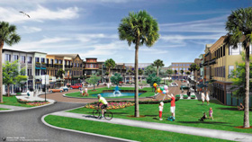 Buckwalter Lowcountry Plaza